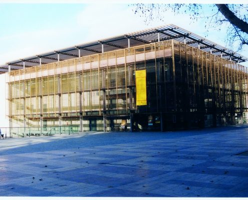 Gran Teatro de Xàtiva - Instalaciones eléctricas Borrás Tomás