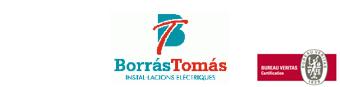Instalaciones Eléctricas - Borras Tomás